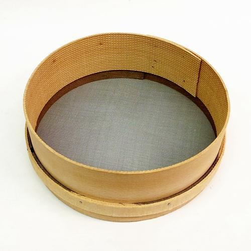 Crown 30cm Wooden Flour Sieve - Extra Large-Consiglio's Kitchenware