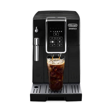 DeLonghi ECAM35020B Dinamica TrueBrew Super Automatic Espresso Machine Black