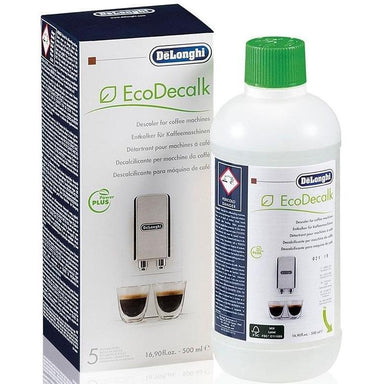 Delonghi - EcoDecalk Descaler 1 Bottle (5x Use) 500m-Consiglio's Kitchenware