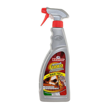 Rhutten Fireplace/Charcoal BBQ Cleaner