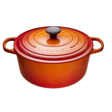 Le Creuset 3.3L Flame French/ Dutch Oven (22cm) - LS2501-222