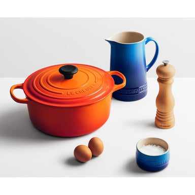 Le Creuset 0.9L Flame French/ Dutch Oven (14 cm) - LS2501-142