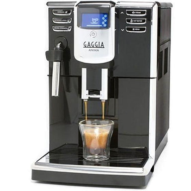 Gaggia Anima Black Super-Automatic Espresso Machine-Consiglio's Kitchenware