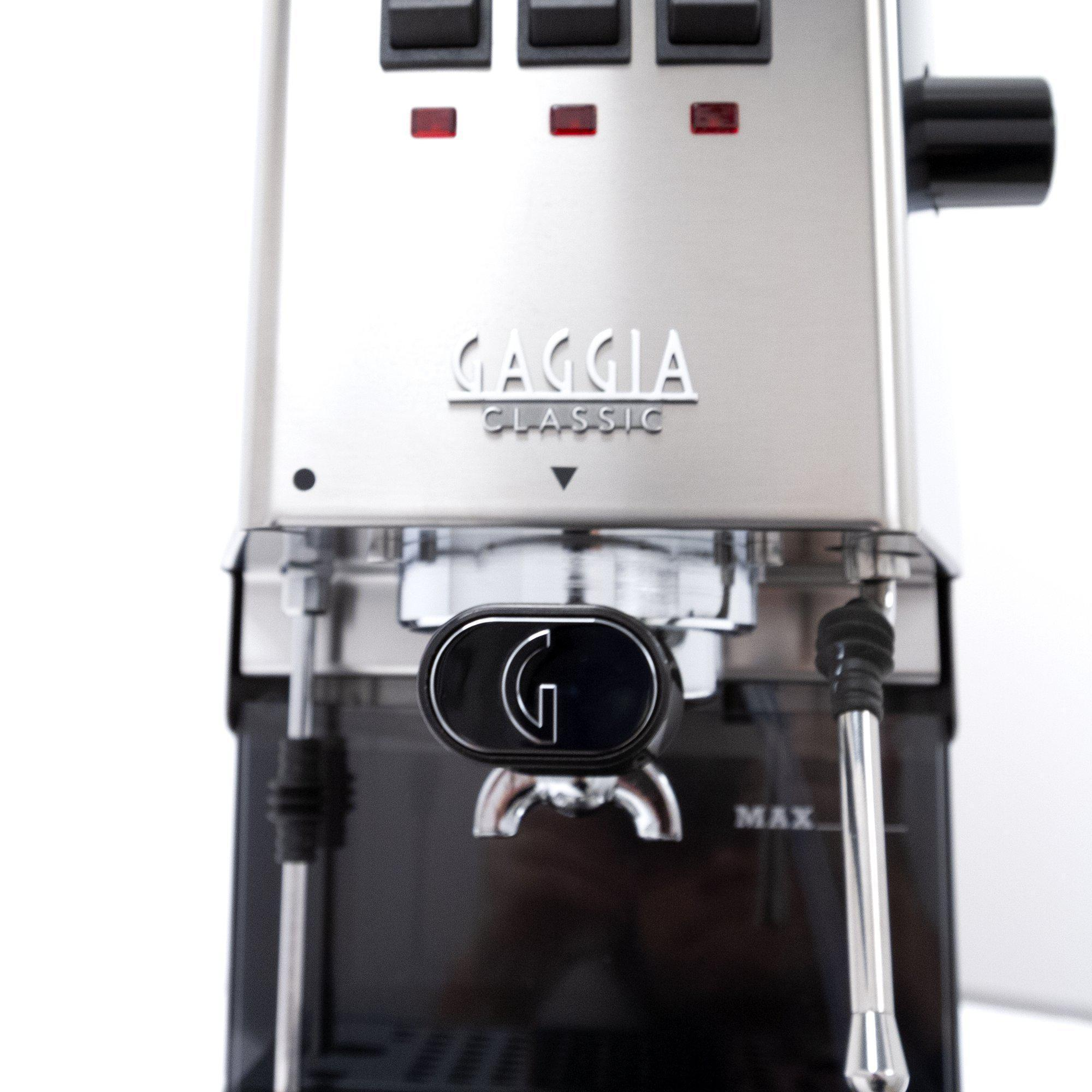 Gaggia Classic Pro Canada Portafilter and Group Head