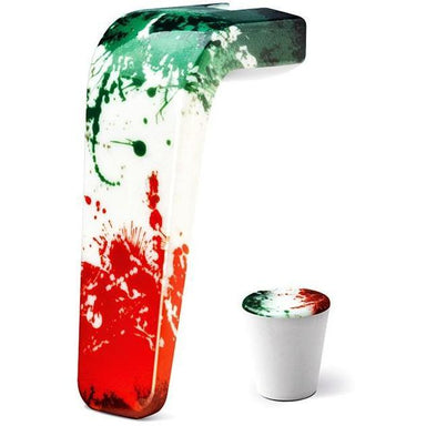 Giannini Tua - Italian Flag Replacement Handle (3 cup)-Consiglio's Kitchenware