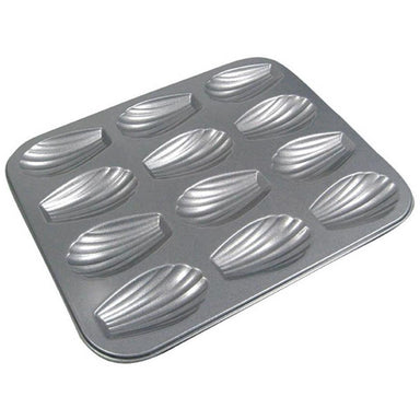 LA PATISSERIE 12 MADELEINE MOULD-Consiglio's Kitchenware
