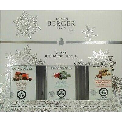 Maison Berger - Winter Trio Pack 2019