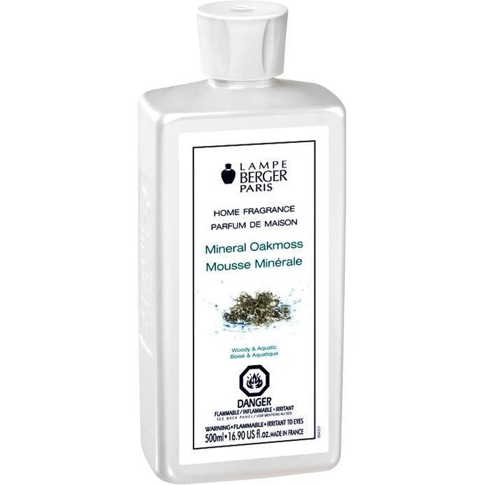 Lampe Berger - NEW - Mineral Oakmoss (500mL)-Consiglio's Kitchenware