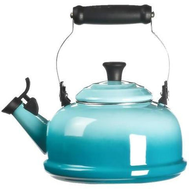 Le Creuset 1.6L Caribbean Blue Classic Whistling Kettle-Consiglio's Kitchenware