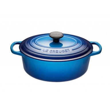 Le Creuset 4.7L Blueberry Oval French / Dutch Oven (29 cm)-Consiglio's Kitchenware