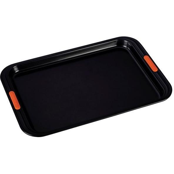 Le Creuset - Toughened Non-Stick Jelly Roll Pan/ Deep Baking Sheet-Consiglio's Kitchenware