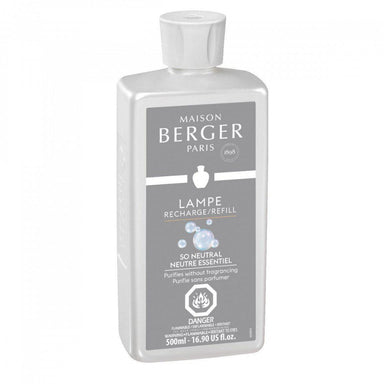 Lampe Berger - So Neutral (500ml)