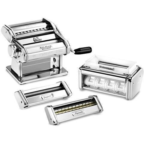 MARCATO ATLAS 150 MULTIPASTA Wellness PASTA & RAVIOLI MAKER SET-Consiglio's Kitchenware