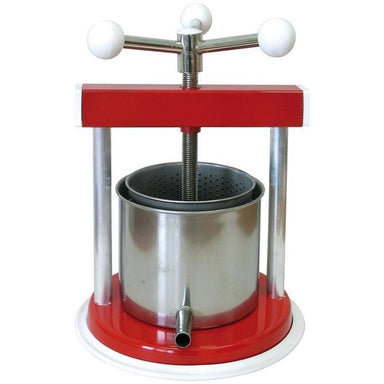 "MEDIUM VEGETABLE / FRUIT PRESS 6"" - 3QT (TORCHIETTO)-Consiglio's Kitchenware"