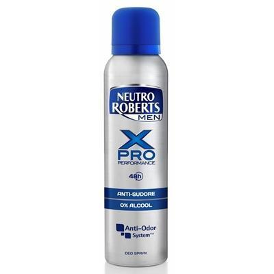Neutro Roberts Deodorant Spray X-Pro-Consiglio's Kitchenware