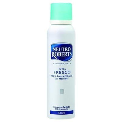 Neutro Roberts Extra Fresh Deodorant Spray-Consiglio's Kitchenware