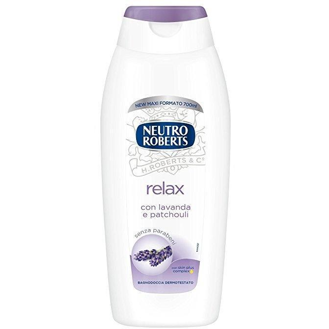 Neutro Roberts Relax Lavender and Patchouli (700mL)-Consiglio's Kitchenware