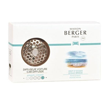 Maison Berger - Anti Odour Car Diffuser Ocean Breeze