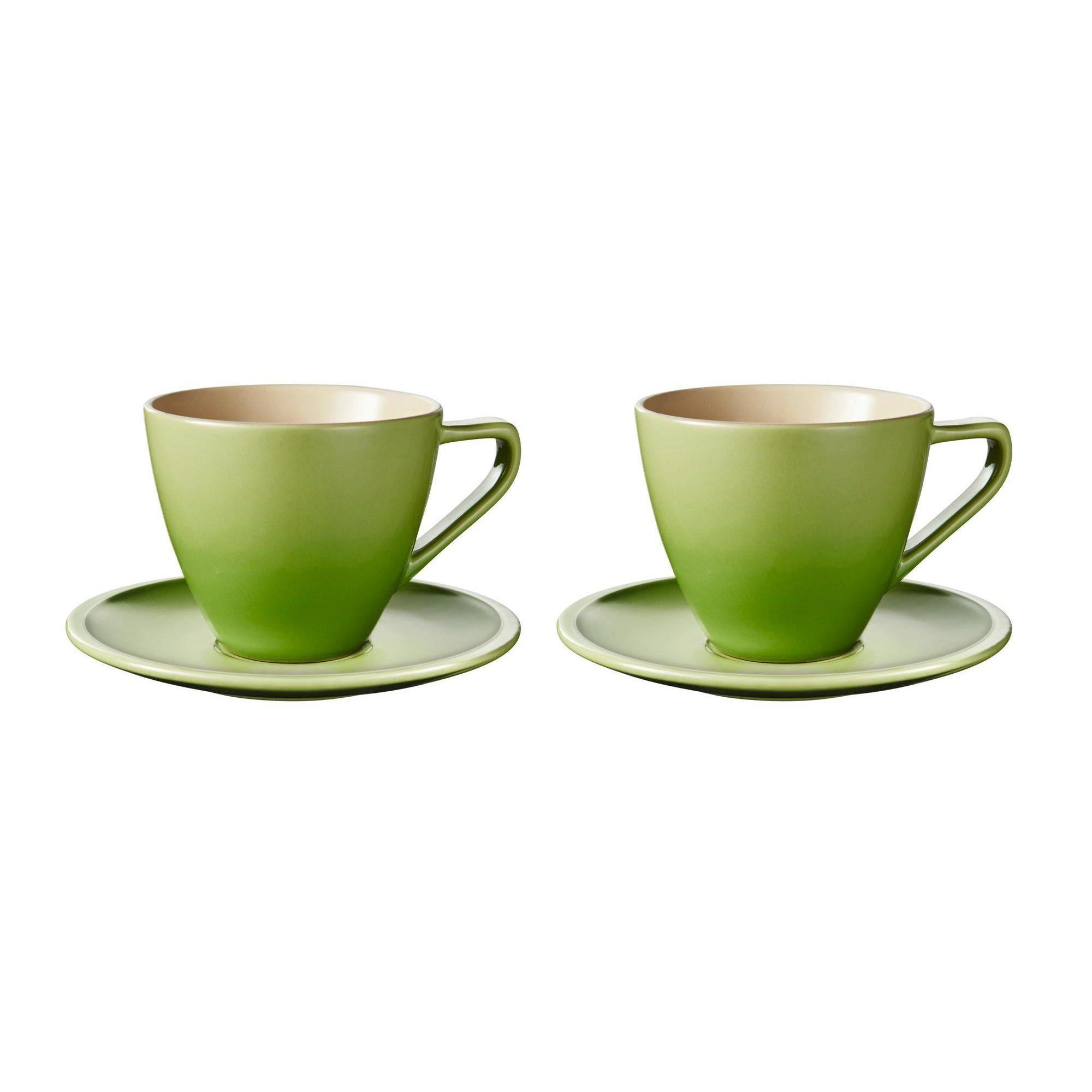 Le Creuset Minimalist Cappuccino Cups (set of 2) Palm