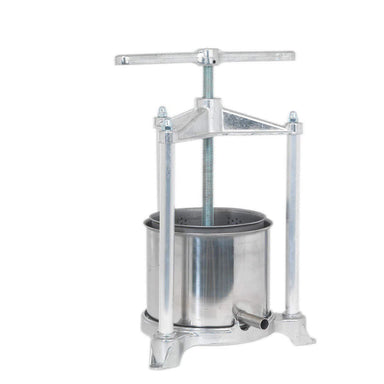 Side View of Medium Professional Vegetable / Fruit Press