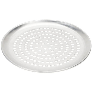 "ROUND PEFFORATED PIZZA PAN 15""-Consiglio's Kitchenware"