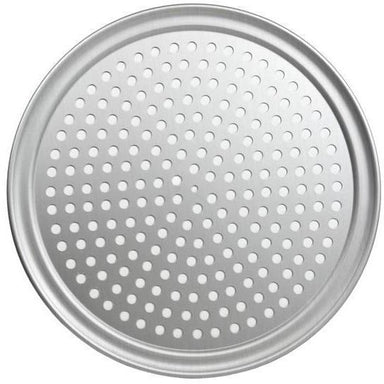 "ROUND PERFORATED PIZZA PAN 12""-Consiglio's Kitchenware"