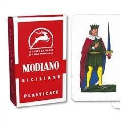Siciliane Modiano Italian Playing Cards-Consiglio's Kitchenware