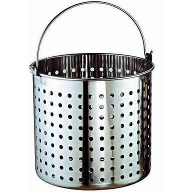 Stainless Steel Boiling Basket XL-Consiglio's Kitchenware