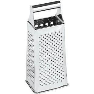 Stainless Steel Cheese Grater-Consiglio's Kitchenware