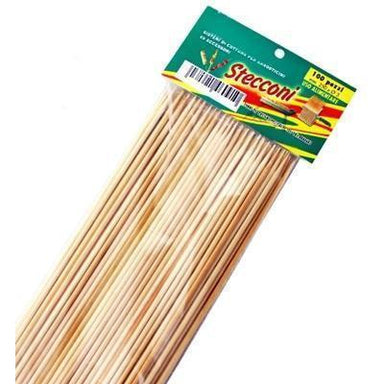 Wooden Spiedini and Arrosticini Skewers (100 pcs.)-Consiglio's Kitchenware