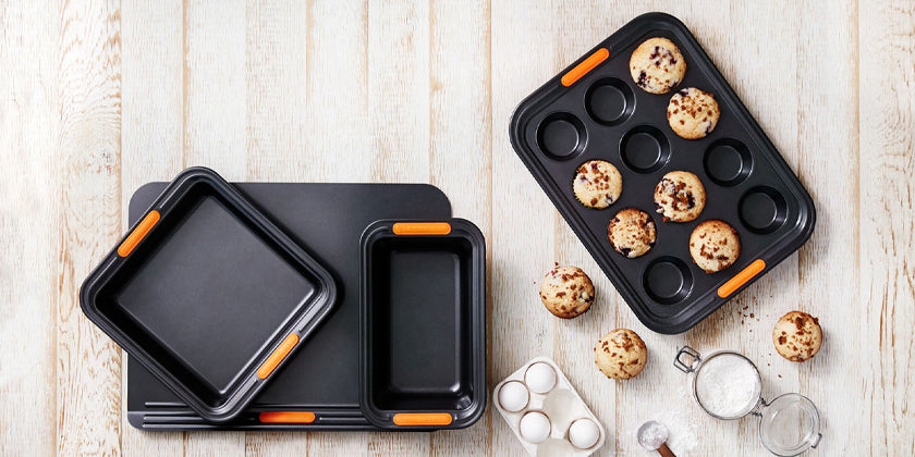 Le Creuset - Toughened Non-Stick Muffin Tray large