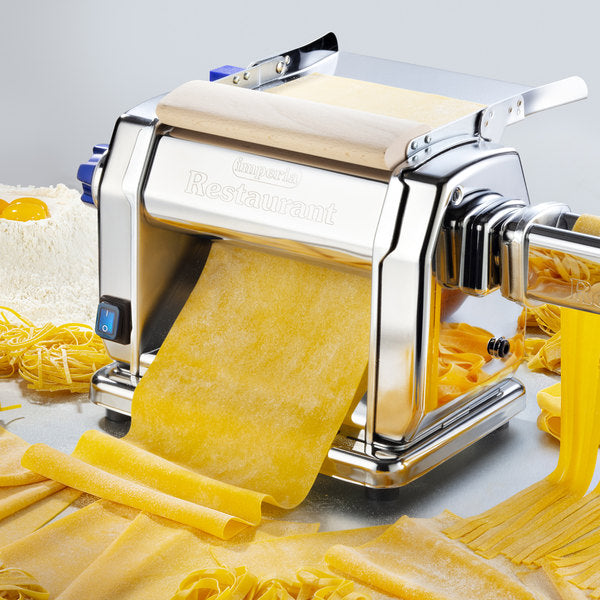 IMPERIA Redesigned RM220 Electric Pasta Maker 2020 Model