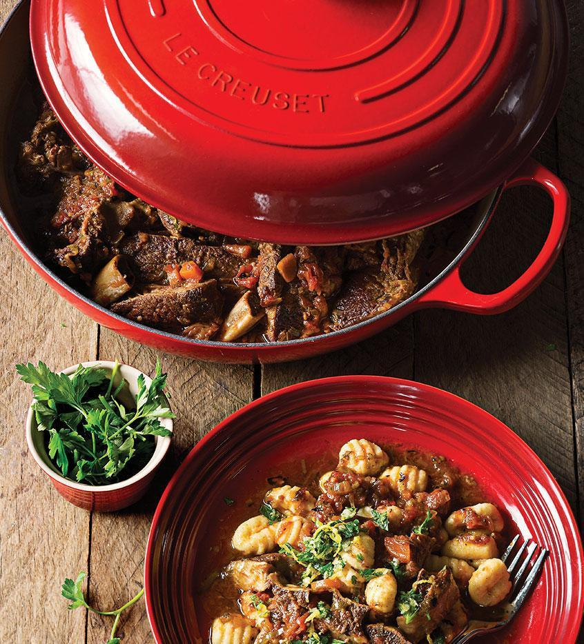 Le Creuset 6.3L Flame Oval French/Dutch Oven (31 cm) - LS2502-312 Damaged Box