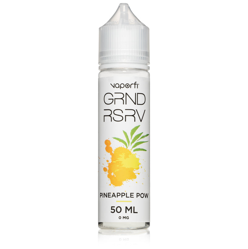 VaporFi GRND RSRV Pineapple Pow 50ml Short Fill