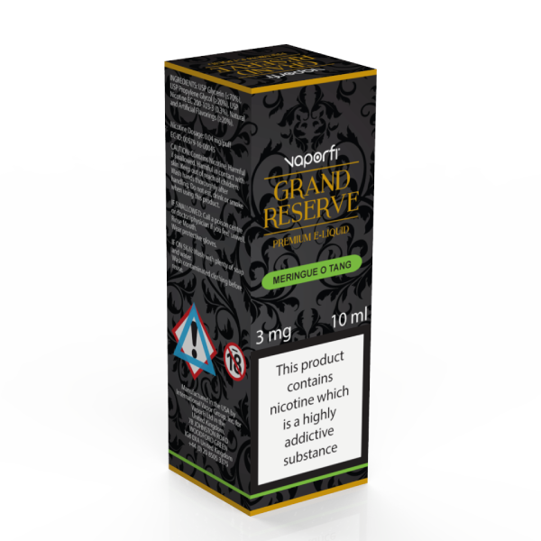 VaporFi Grand Reserve Meringue O Tang 10ml