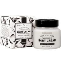 Whipped Body Cream
