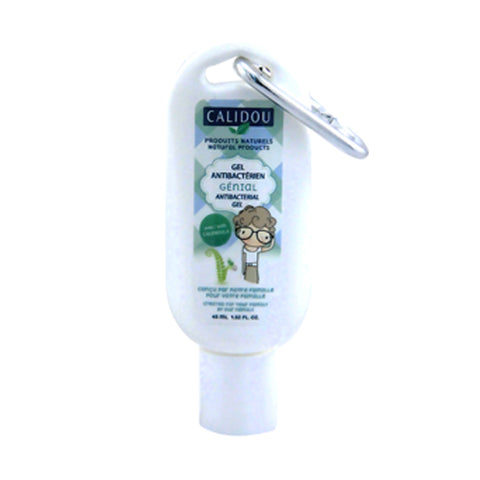 Génial Hand Sanitizer Antibacterial Gel - Calidou