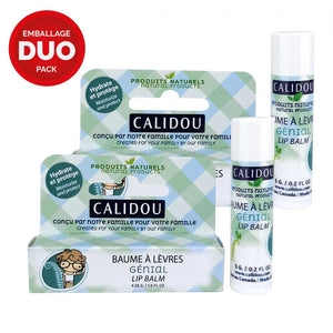 DUO Génial Lip Balm