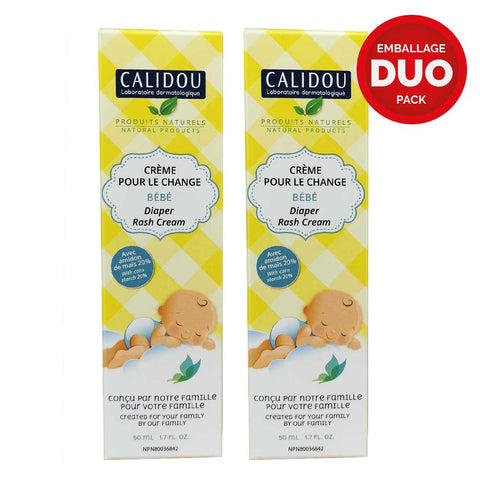DUO Diaper Rash Cream with 20% Corn Starch