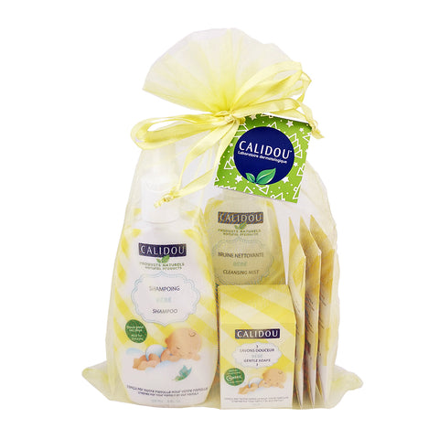 Baby Softness Kit + 1 FREE Bathing Mittain