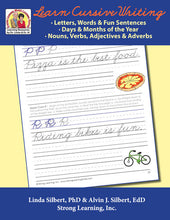 Learn Cursive Writing (Grades 2-6+) 025