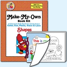 Make My Own Book Kit - Shapes