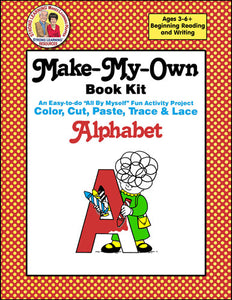 Make My Own Book Kit - Bundle 7 Books