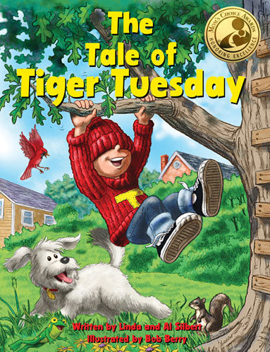 Tale of Tiger Tuesday - Gold Mom's Choice Award Winning Reader that started it all.