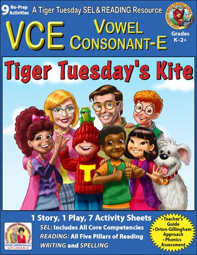 VCE - 9 No Prep Lessons & Activities - Tiger's Kite - Digital Download - 6025D