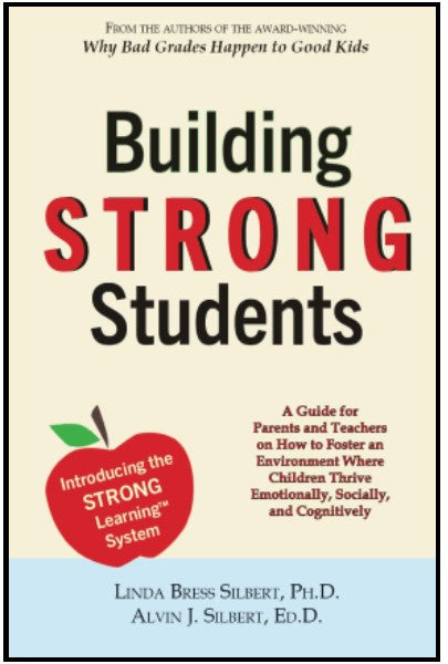 Building STRONG Students - A Guide for Parents and Teachers on how to foster an environment where children thrive, emotionally, socially and cognitively.