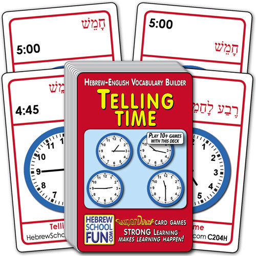 Telling Time C204H