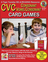 CVC SuperDeck Card Games - SEL, Distance Learning - C601AD