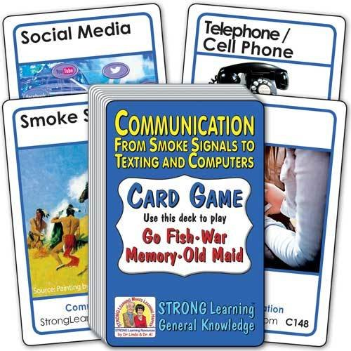 Communication: From Smoke Signals to Texting and Computers C148