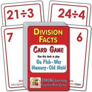 Division Facts C064